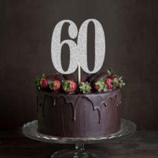 торт на 60 лет