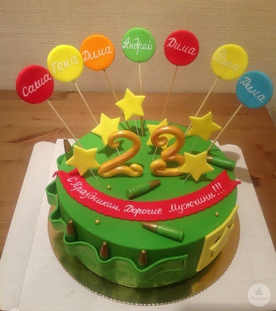 tort odnoklassnikam Торт на 23 февраля заказать не забудь! А мы уже начинаем выпекать торт для Вас!