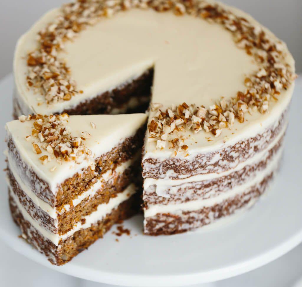 безглютеновый торт Торты, выпечка на заказ от пекарни & кондитерской Бон Бриошь