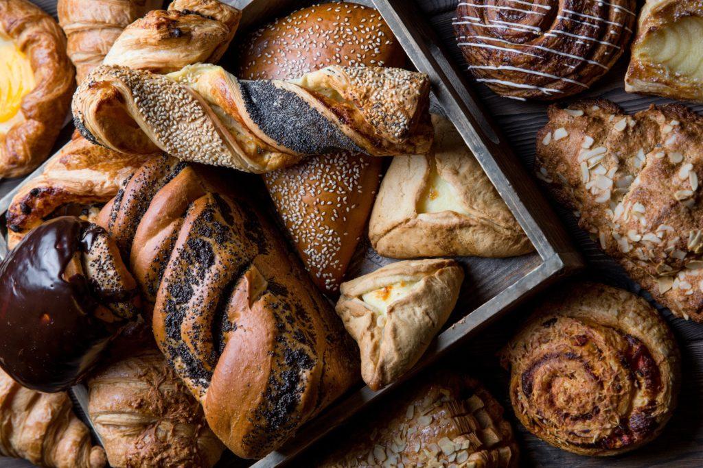 хлеб 1024x683 Торты, выпечка на заказ от пекарни & кондитерской Бон Бриошь