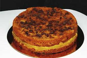 МОРКОВНЫЙ Торт в наличии от Бон Бриошь